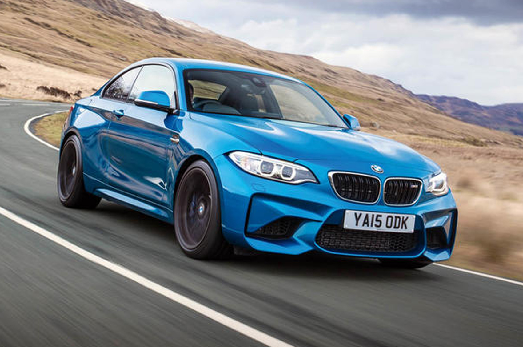 Bmw produces luxury automobiles and motorcycles