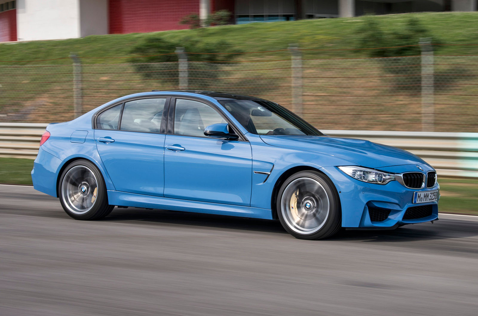 BMW M3 Review | Autocar