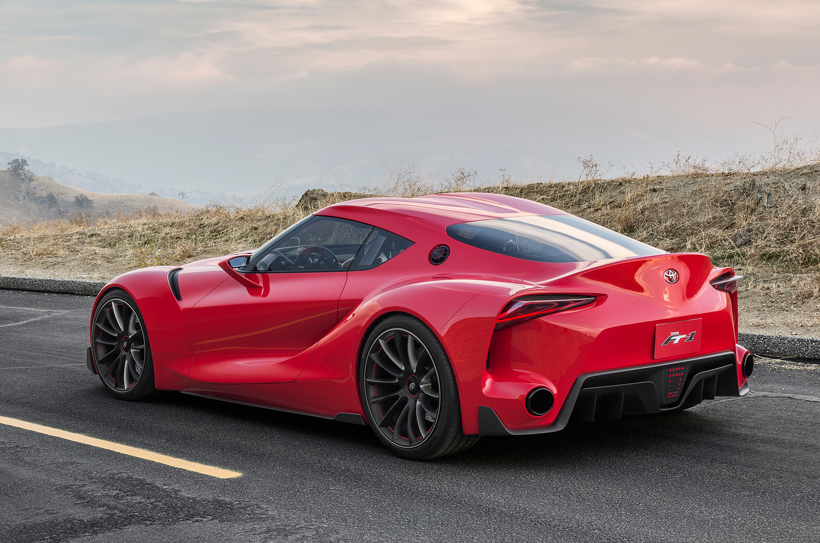 Toyota Ft1 Price >> New Toyota Supra On Course For 2018 Launch Autocar
