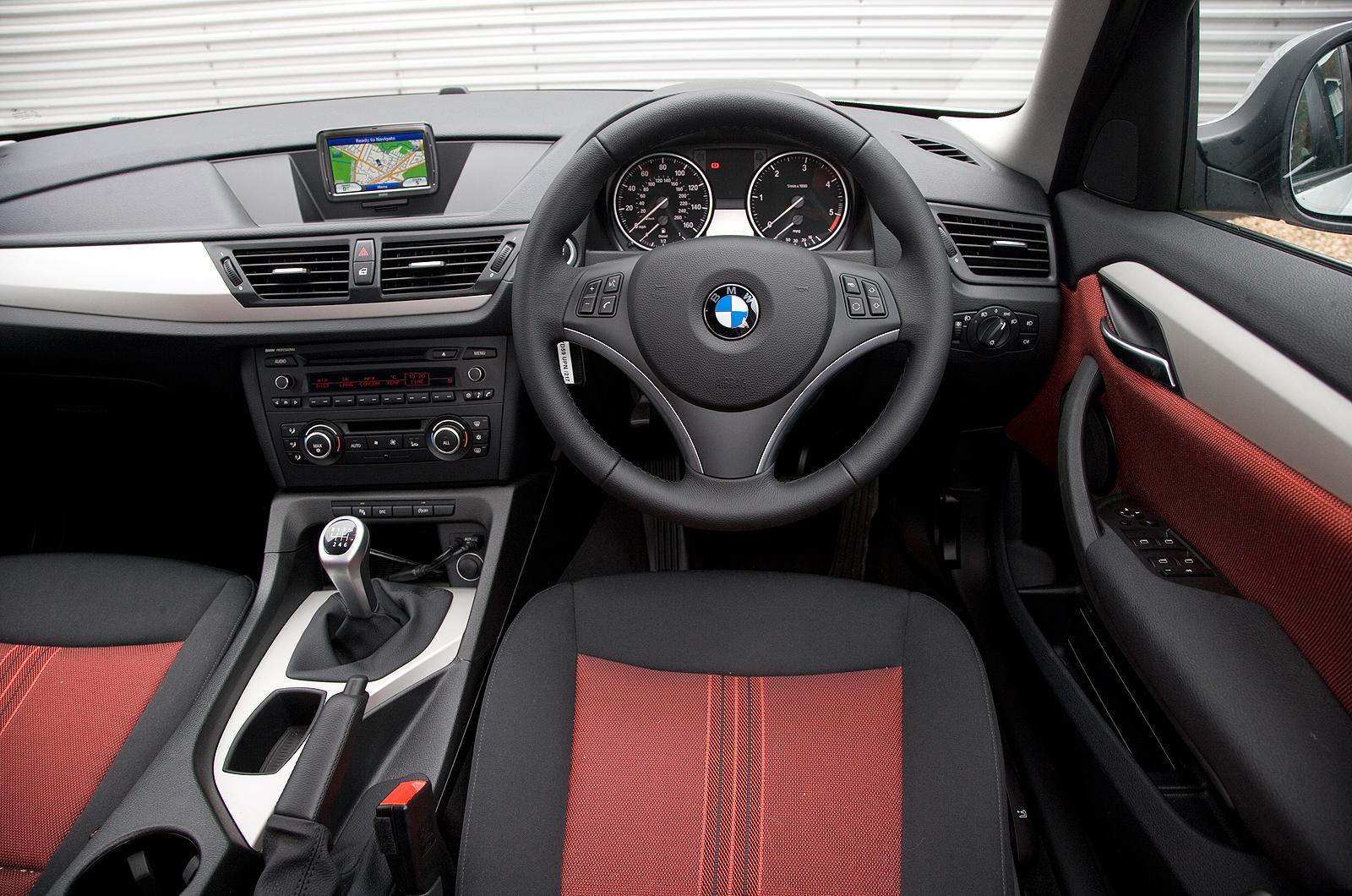 Bmw X1 2009 2015 Interior Autocar