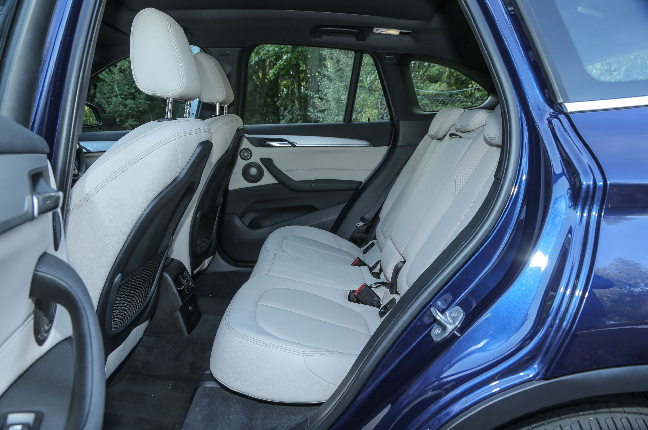 Bmw X1 Interior Autocar