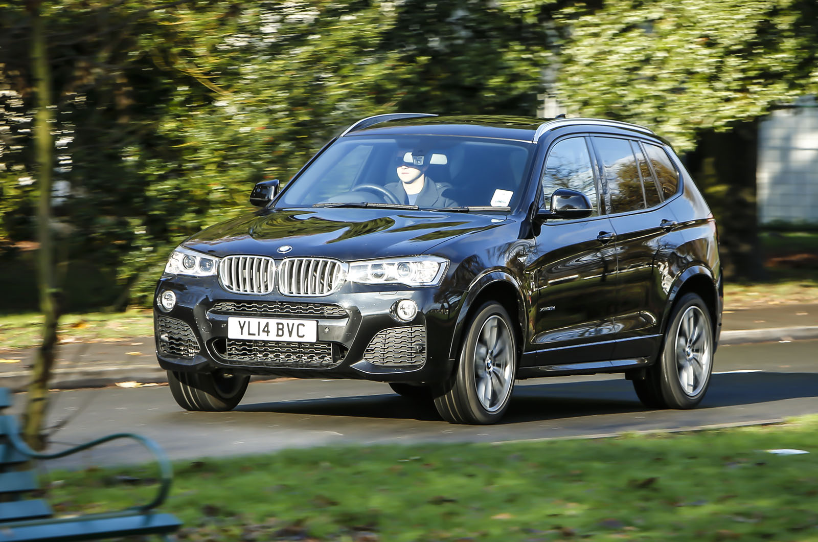 2014 bmw x3 xdrive35d m sport review autocar. Black Bedroom Furniture Sets. Home Design Ideas