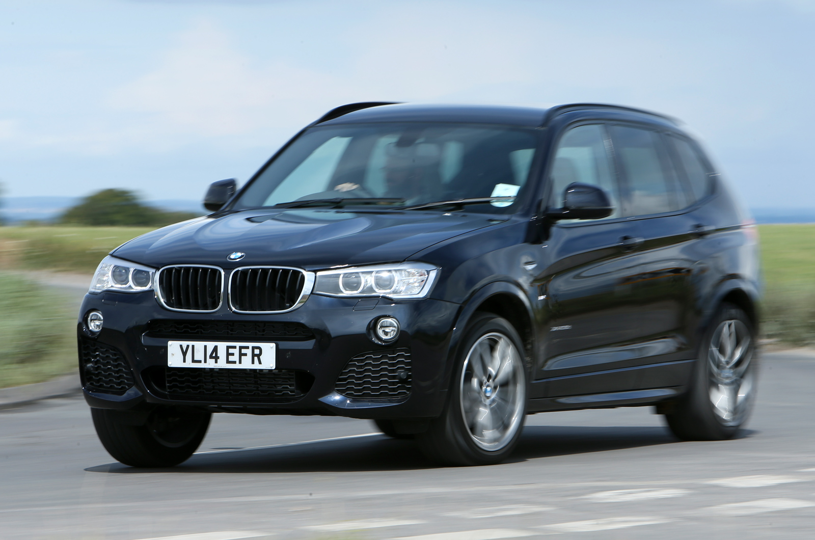 bmw x3 xdrive20d m sport diesel first drive review. Black Bedroom Furniture Sets. Home Design Ideas
