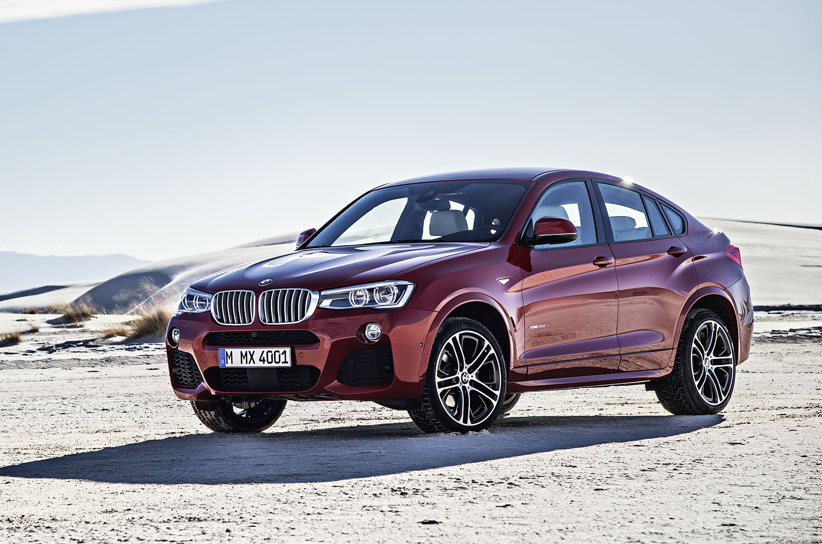 new bmw x4 to go on sale in july autocar. Black Bedroom Furniture Sets. Home Design Ideas