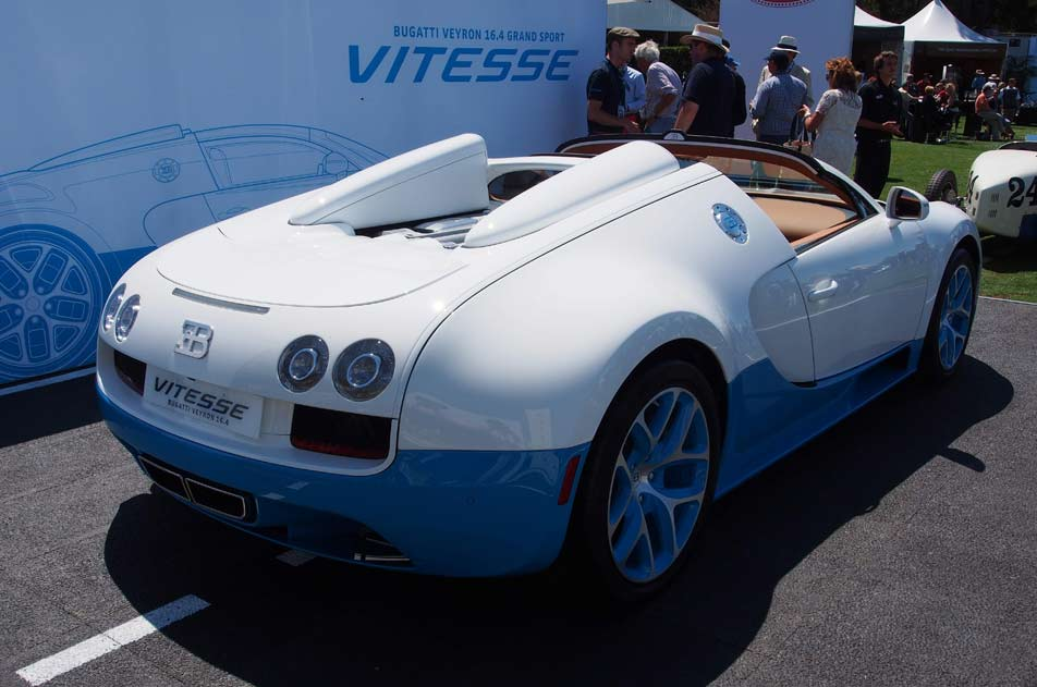 pebble beach 2012 special edition bugatti veyron autocar. Black Bedroom Furniture Sets. Home Design Ideas