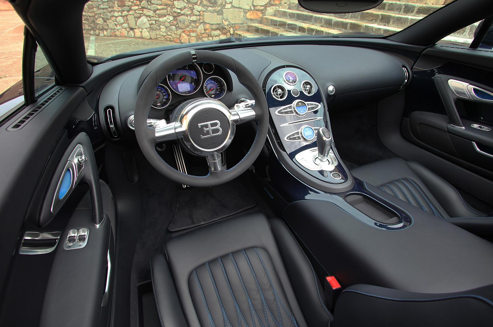 first drive review bugatti veyron vitesse autocar. Black Bedroom Furniture Sets. Home Design Ideas