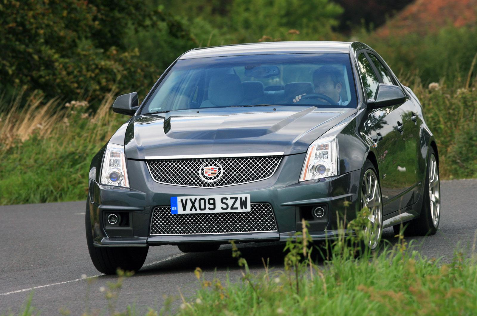 Cadillac CTS-V 2009-2014 Review (2020) | Autocar