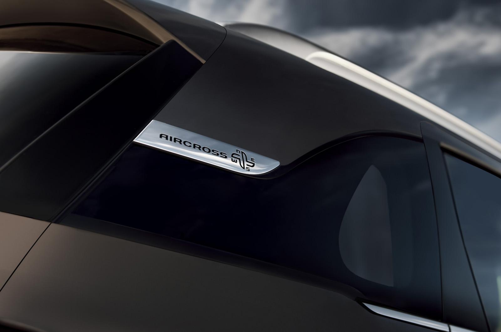 citro n c4 aircross revealed autocar. Black Bedroom Furniture Sets. Home Design Ideas