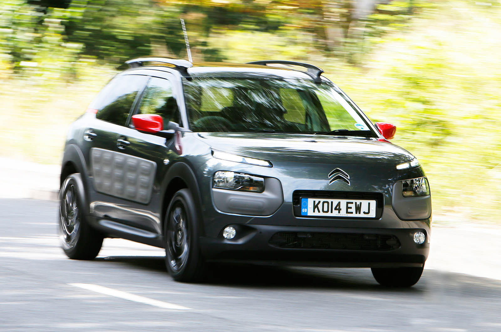 citroen c4 cactus puretech 110 flair uk first drive. Black Bedroom Furniture Sets. Home Design Ideas