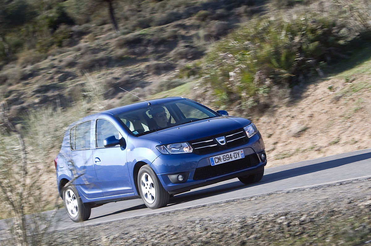 first drive review dacia sandero 0 9 tce laureate review autocar. Black Bedroom Furniture Sets. Home Design Ideas