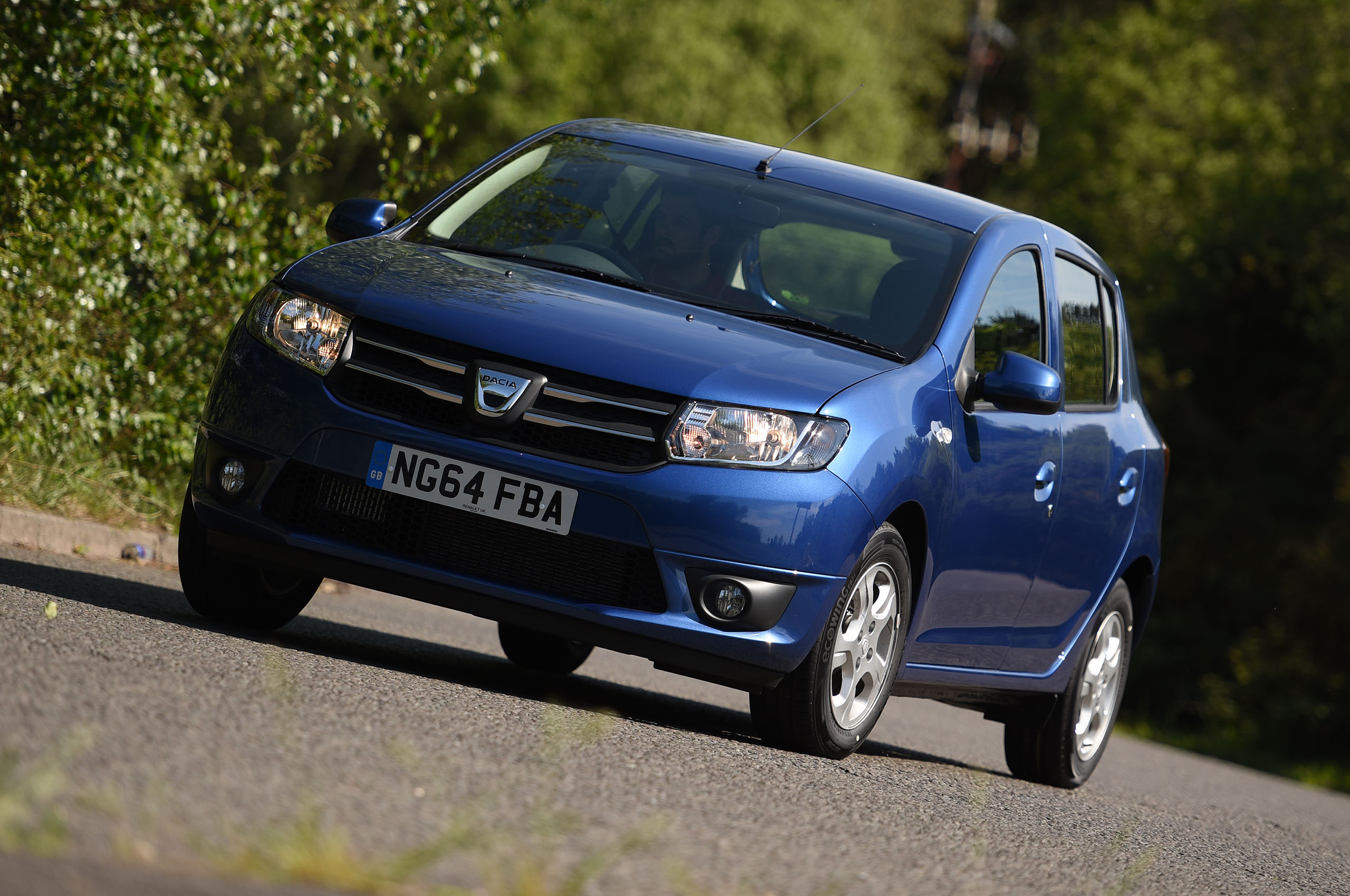 New Dacia Sandero Cars for sale | Arnold Clark
