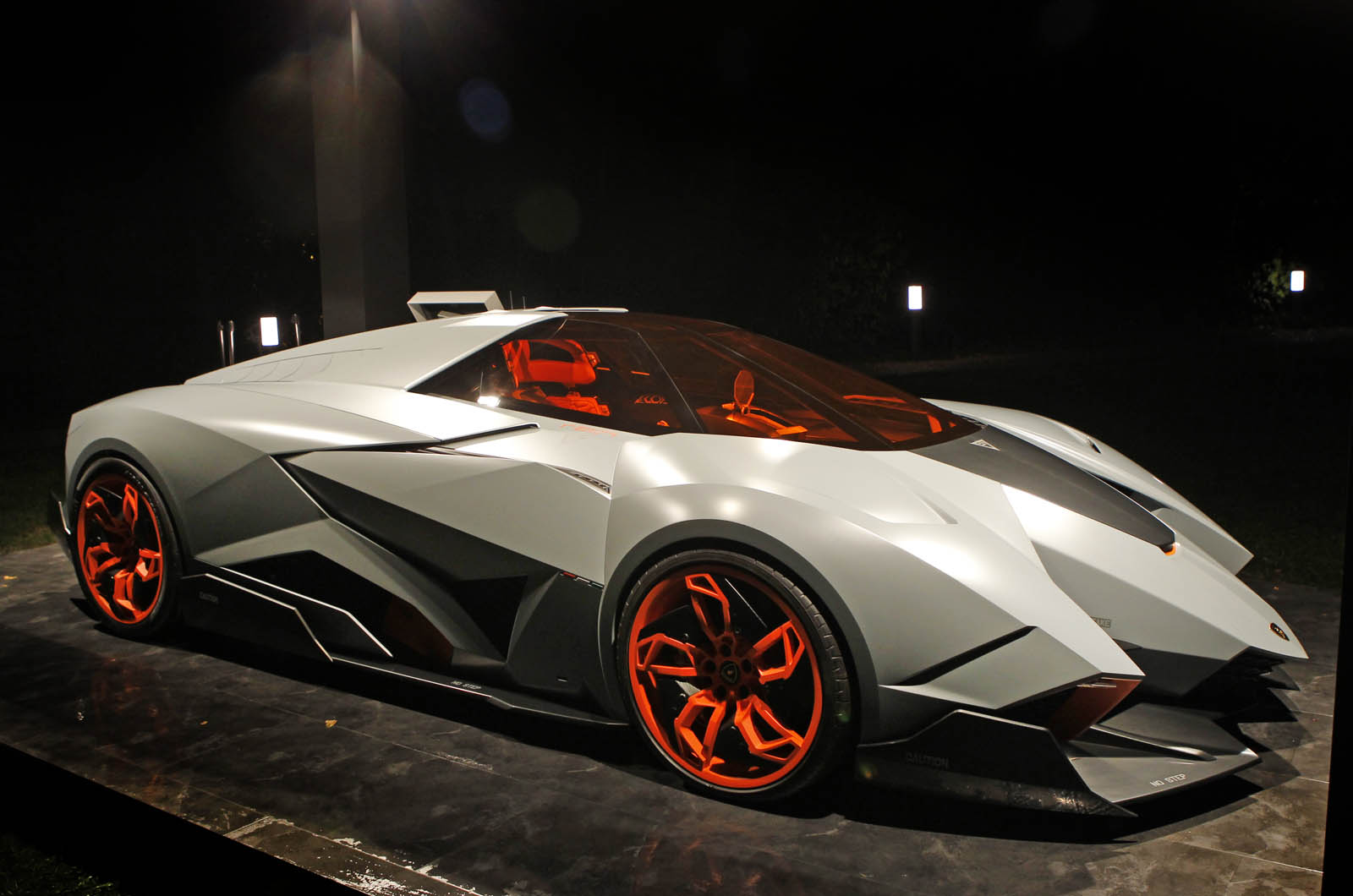 lamborghini lamborghini egoista - Lamborghini Egoista Gold