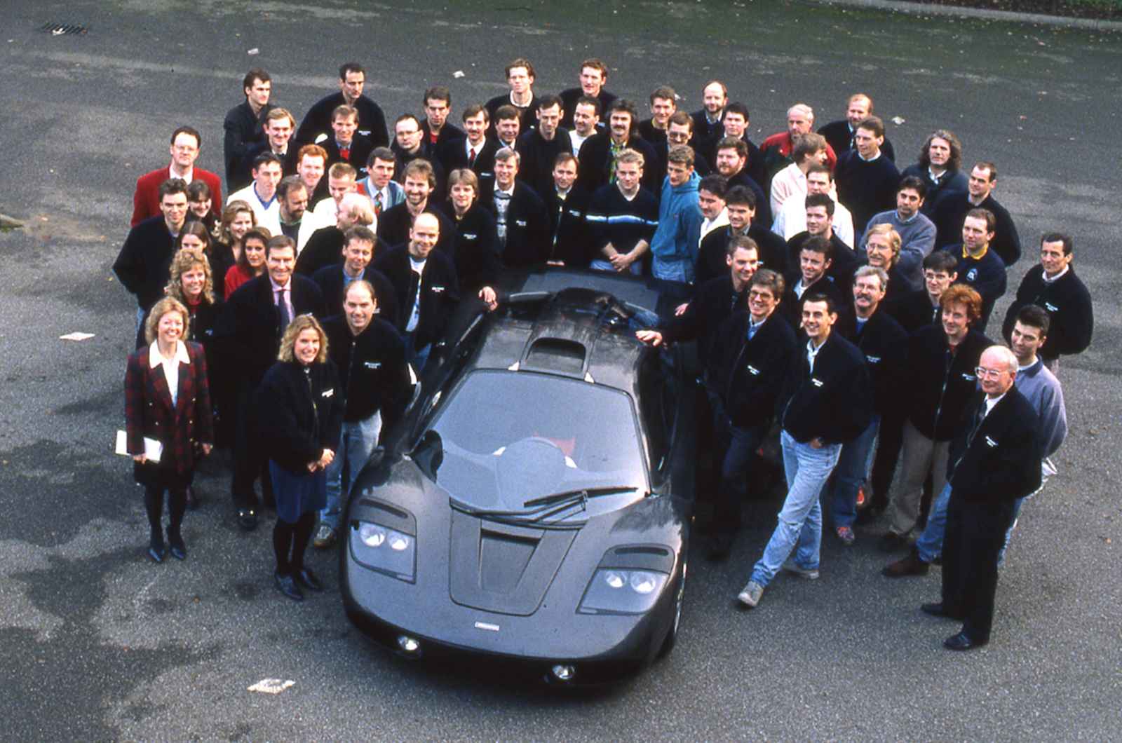 The Men Who Made The Mclaren F1 Autocar