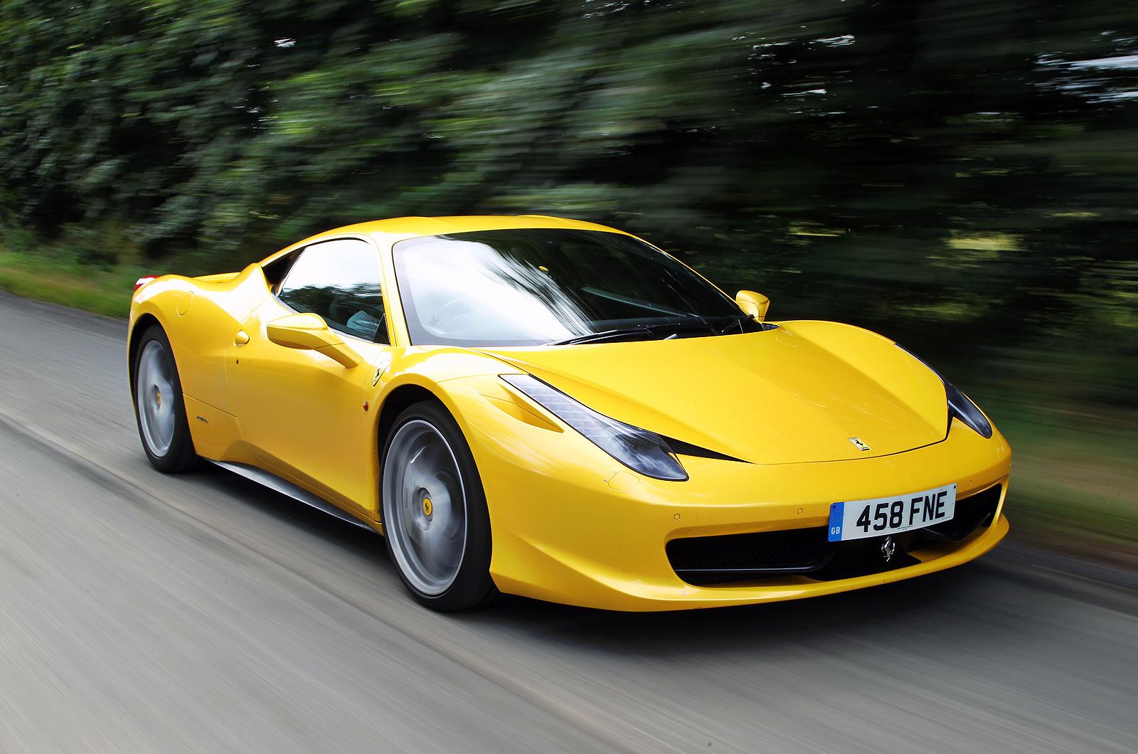 Ferrari 458 Italia 2010 2015 Review 2021 Autocar