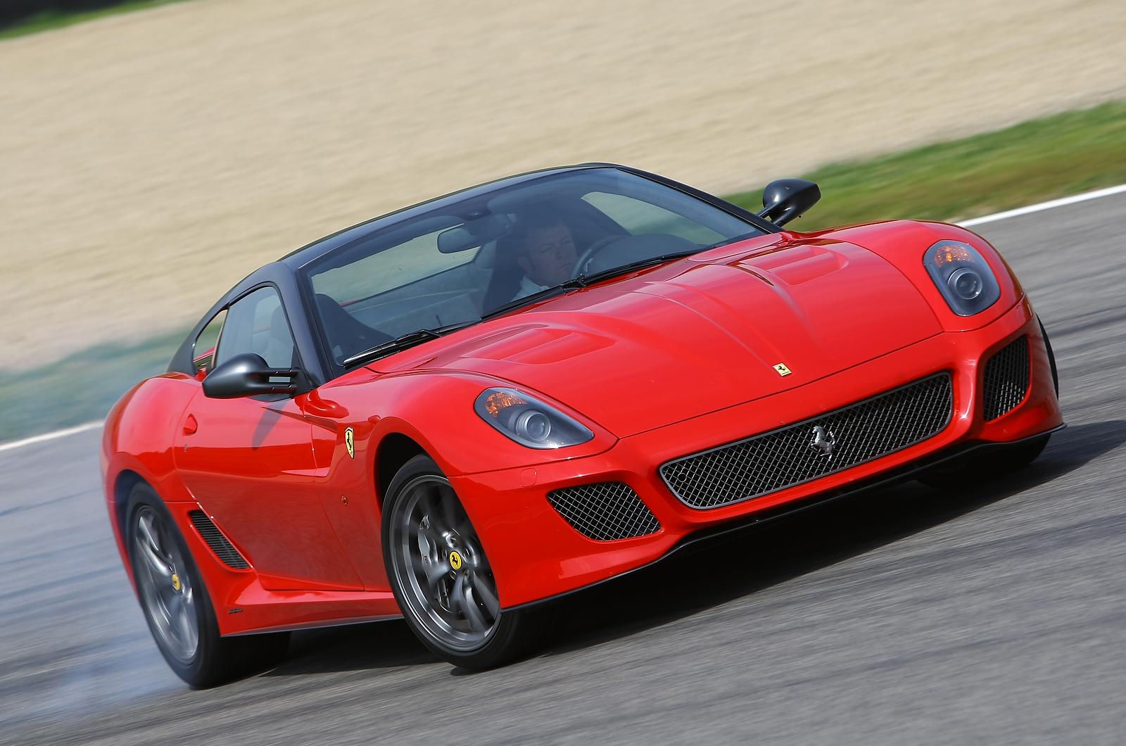 Ferrari 599 gto 2010 2011 review autocar vanachro Gallery