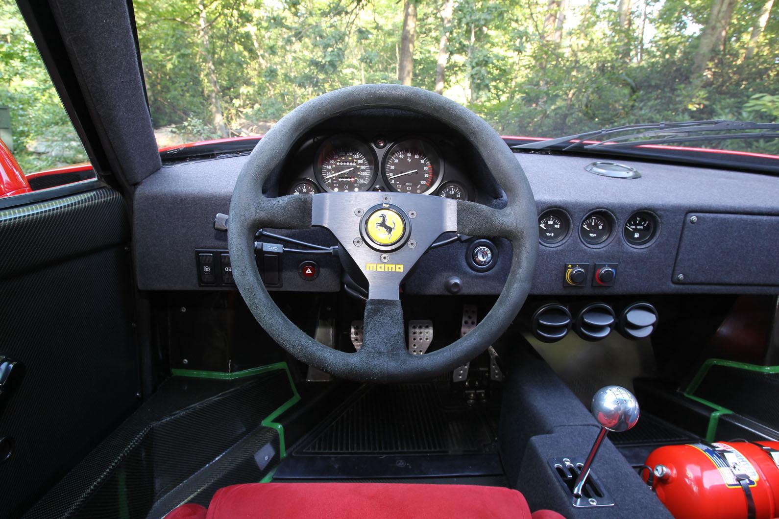 Ferrari F40 1987 1992 Review 2021 Autocar