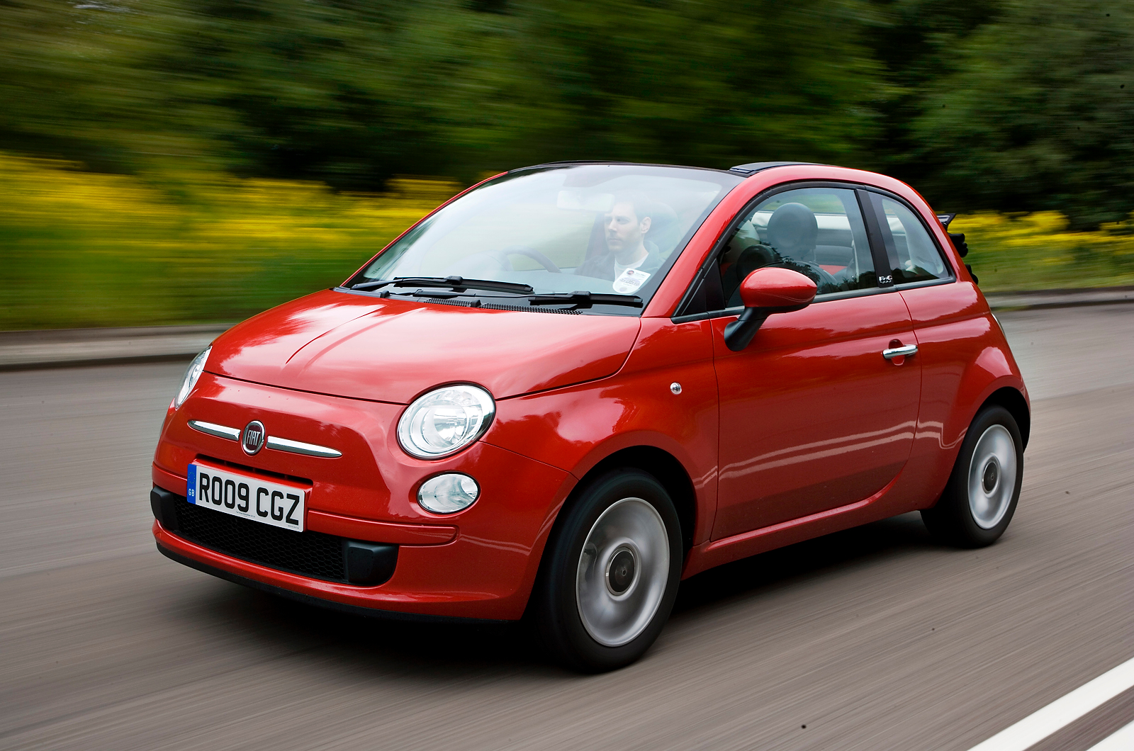 fiat 500c review autocar. Black Bedroom Furniture Sets. Home Design Ideas
