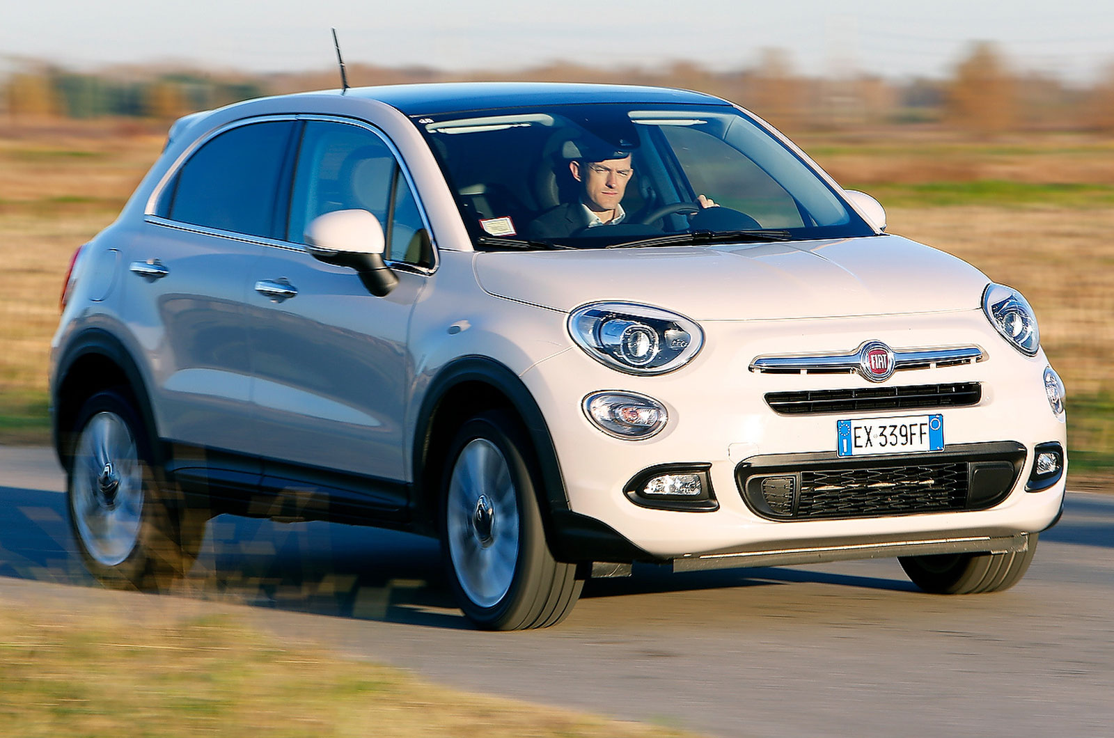 fiat 500x review autocar. Black Bedroom Furniture Sets. Home Design Ideas