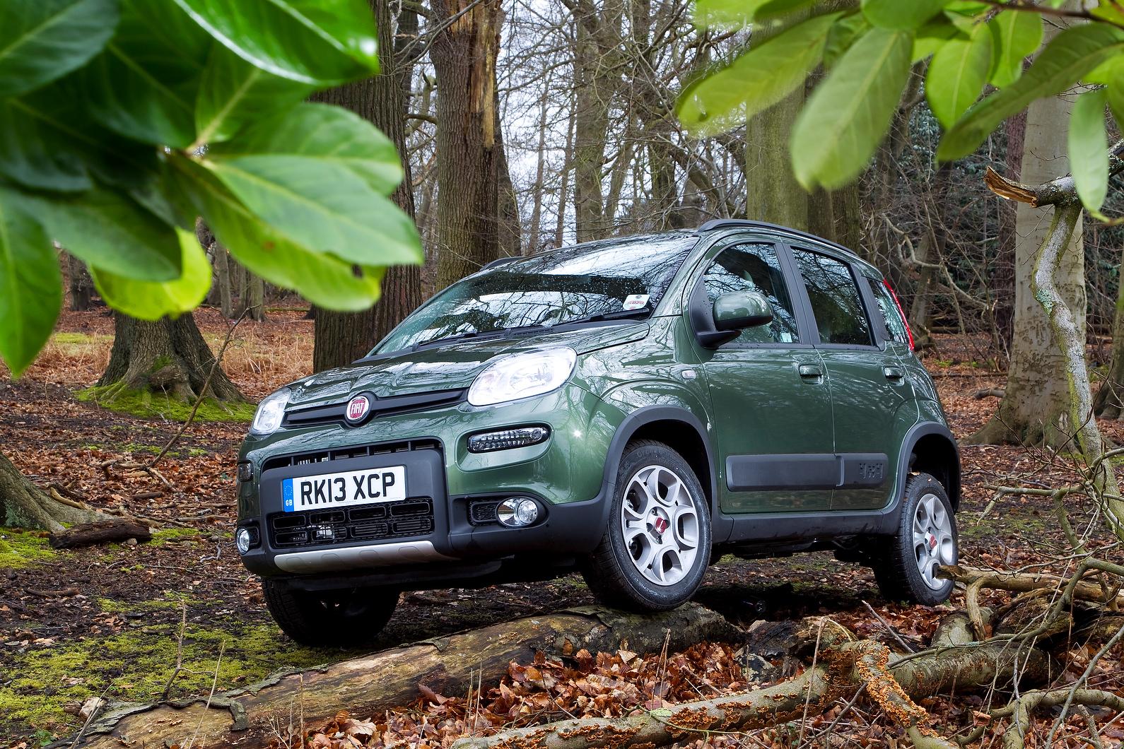 Fiat Panda 4x4 Review 2021 Autocar