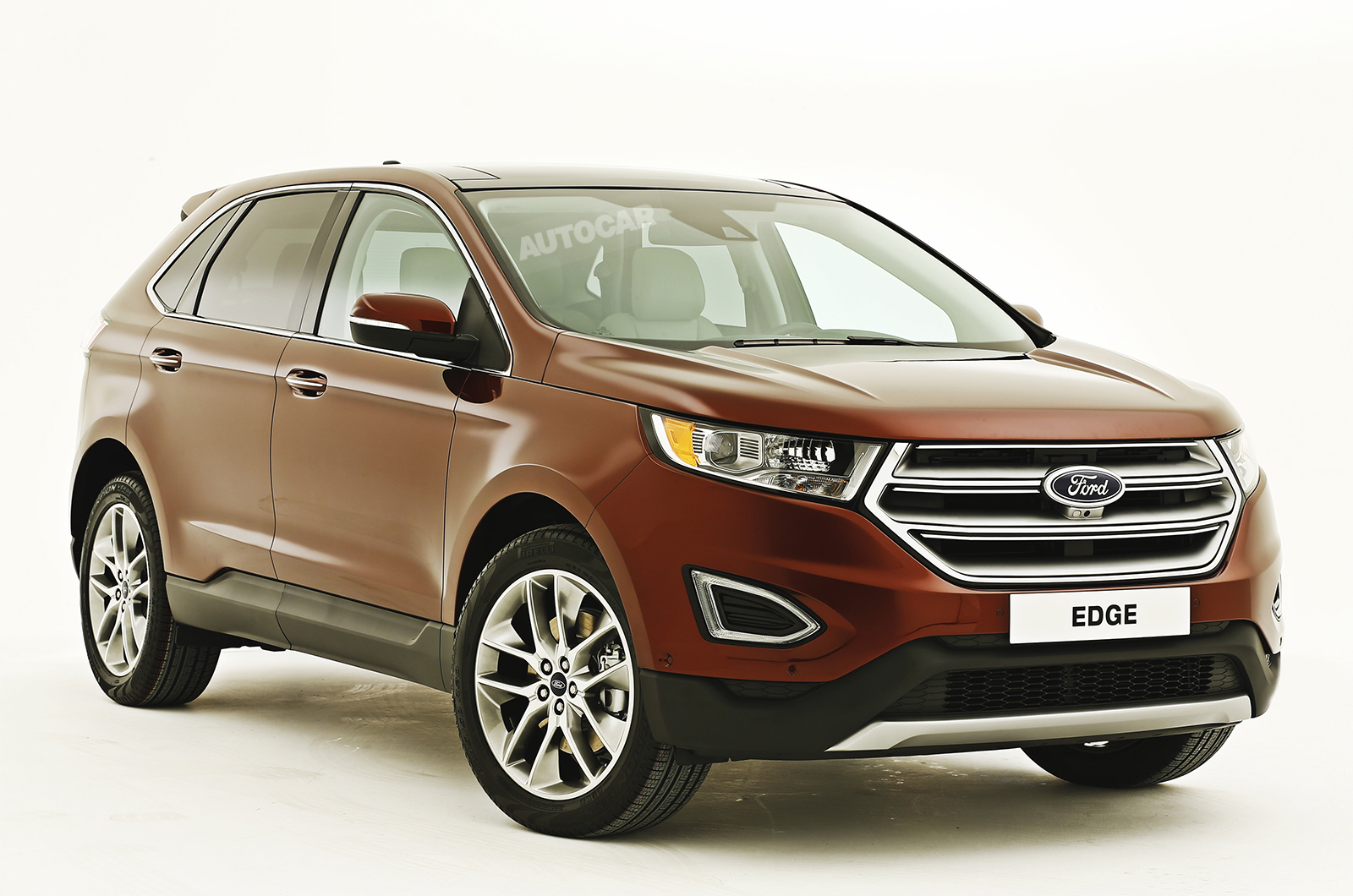 new ford edge suv to take on bmw and audi. Black Bedroom Furniture Sets. Home Design Ideas