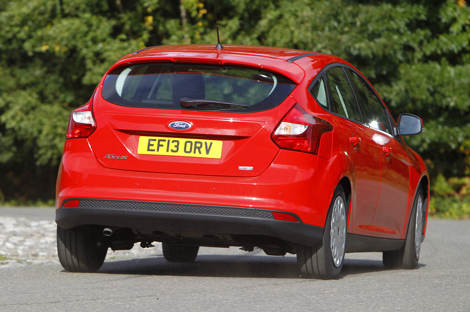 ford focus econetic 1 6 tdci first drive. Black Bedroom Furniture Sets. Home Design Ideas