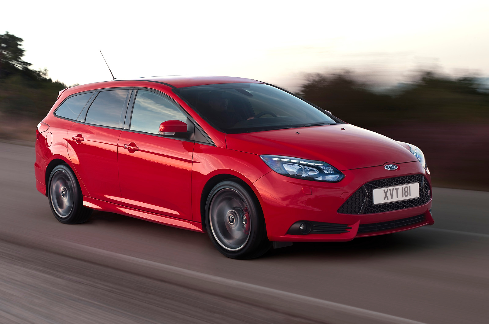 All New Ford Focus St 2017 2018 Best Cars Reviews