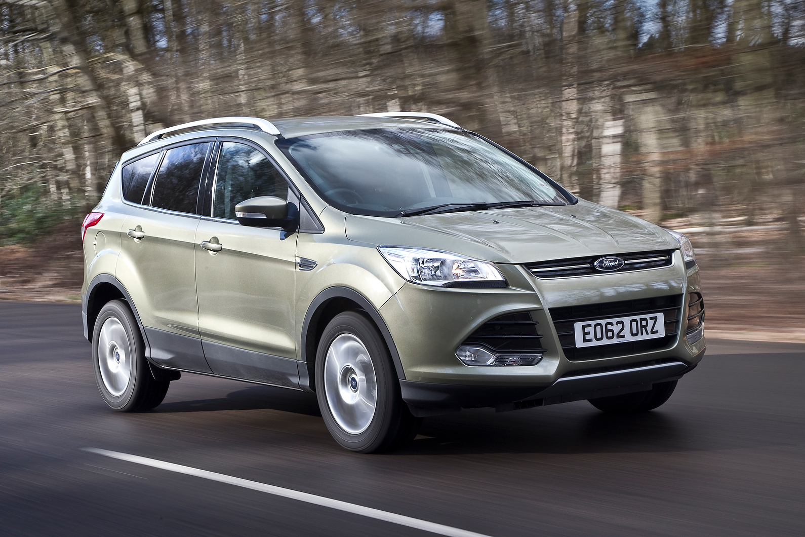 Ford Kuga Review Autocar