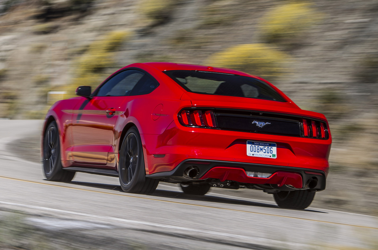 2014 ford mustang first drive review autocar. Cars Review. Best American Auto & Cars Review