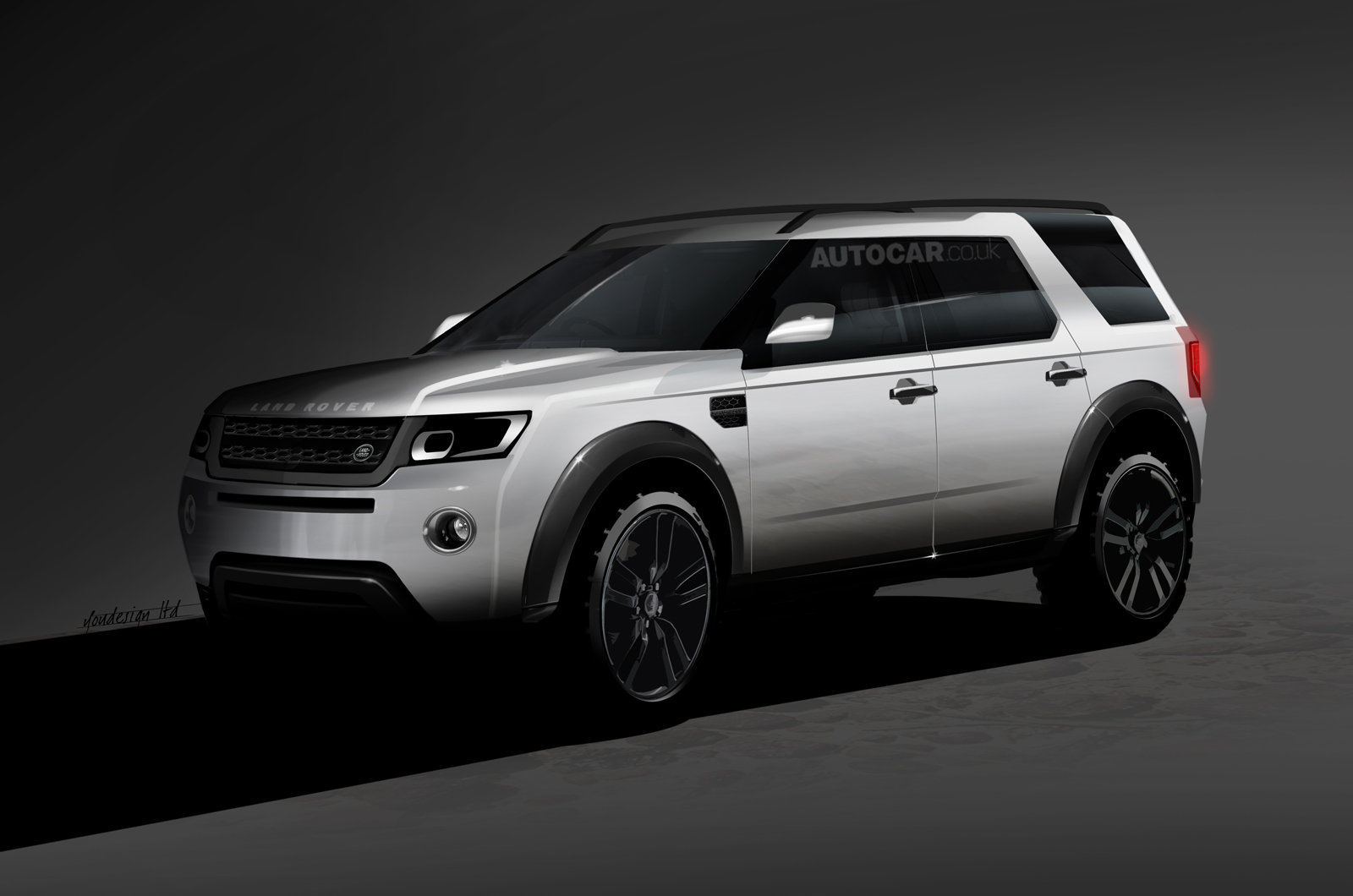 2014 - [Land Rover] Discovery Sport [L550] Freelander_mag_final