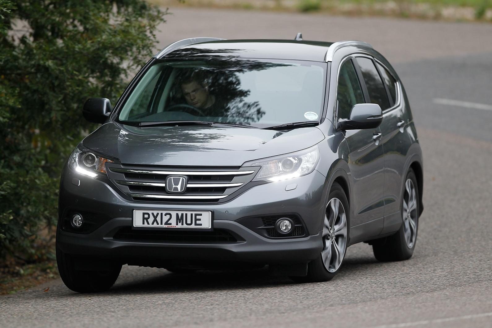 Honda cr v review autocar for Cars like honda crv