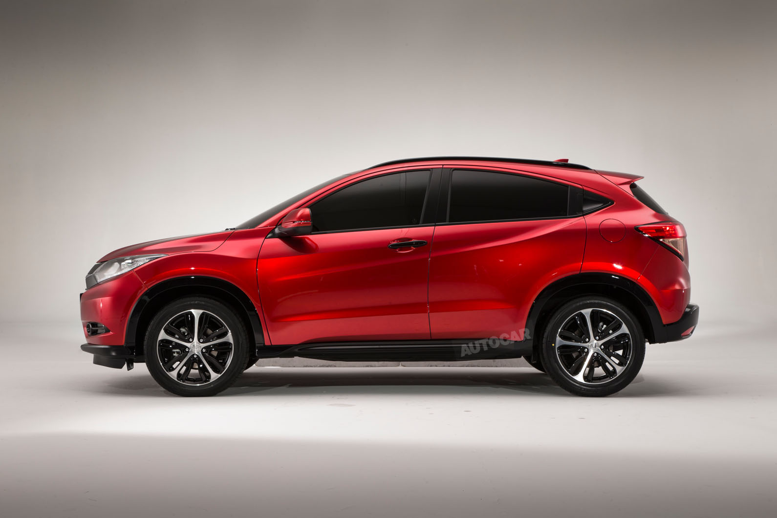 Honda Hr V To Make Debut At Paris Motor Show