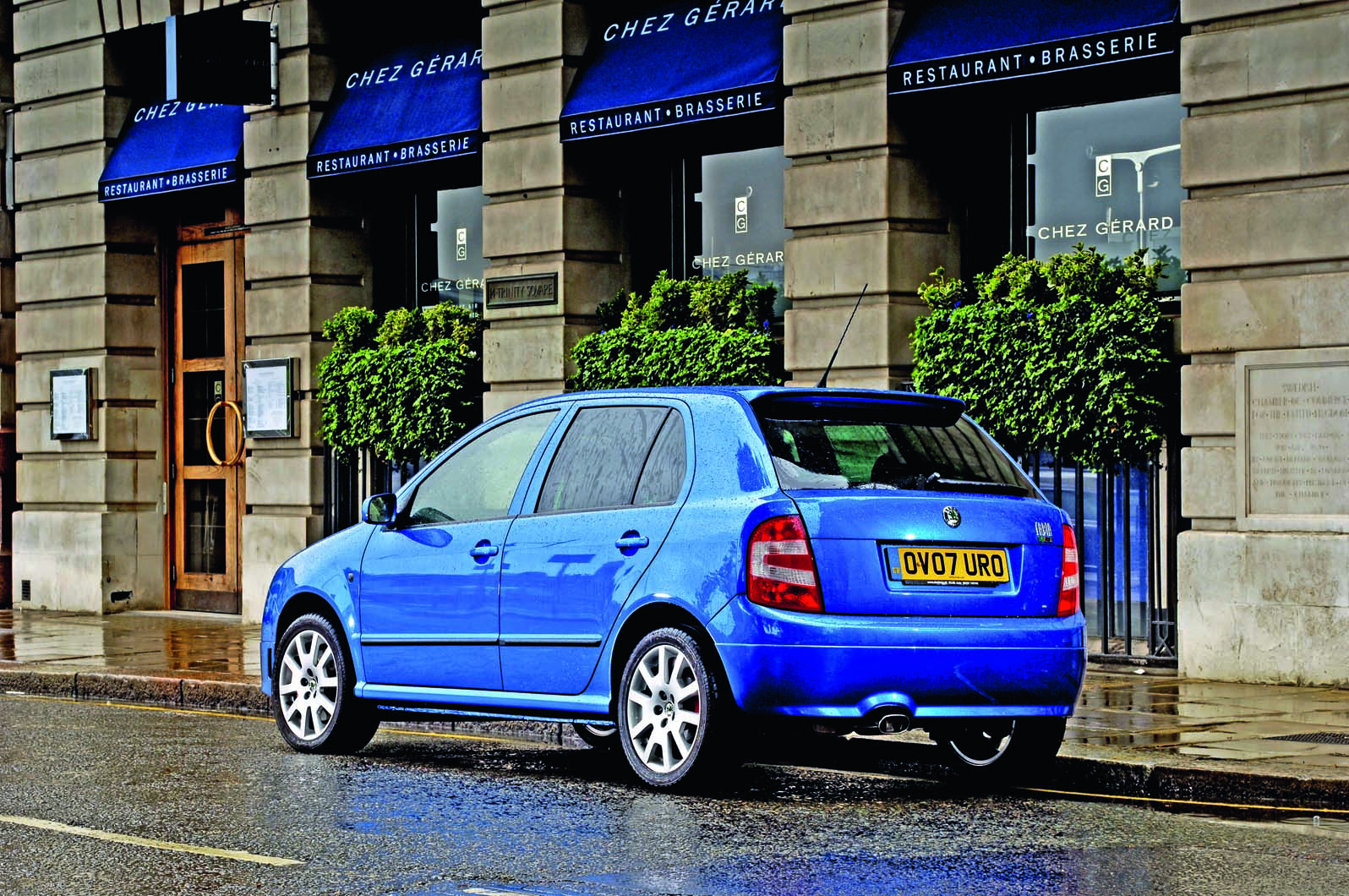 Used Car Buying Guide Skoda Fabia Vrs Autocar