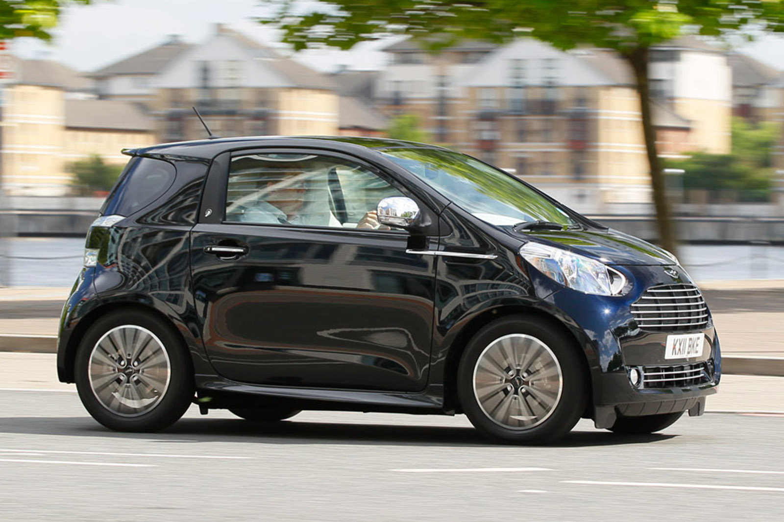 Inside The Industry Was The Aston Martin Cygnet Before Its Time Autocar
