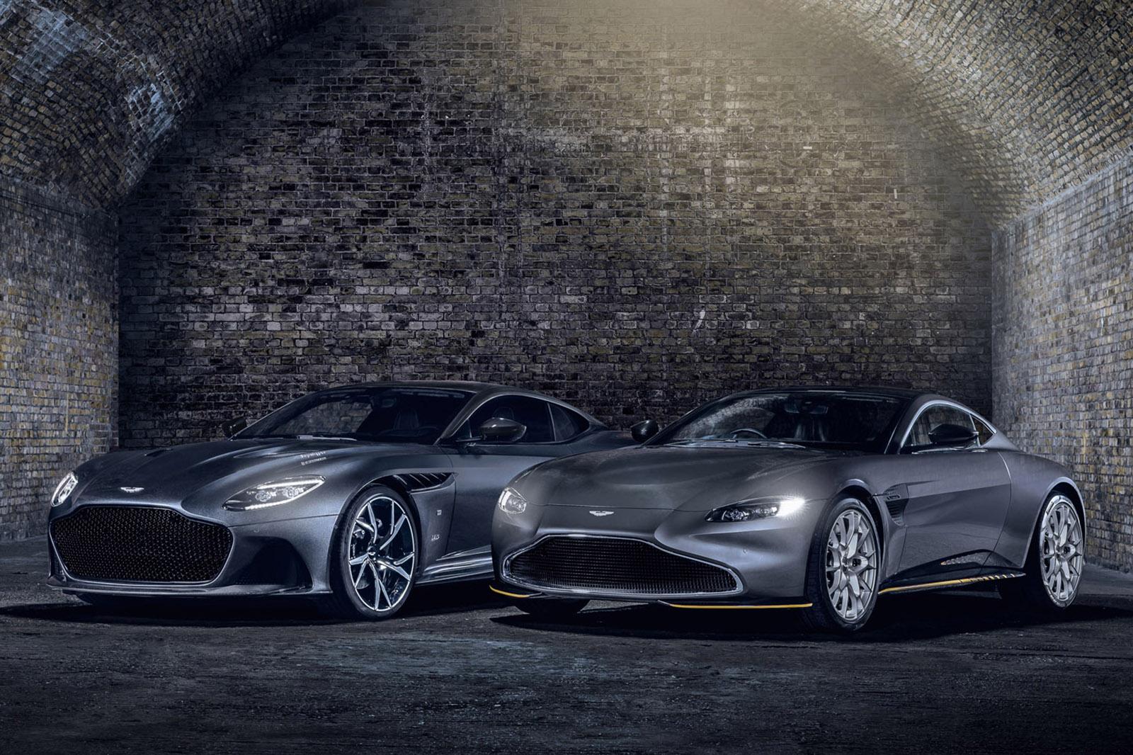 Matt Prior Why It S Time For Aston S James Bond Spin Offs To Die Autocar