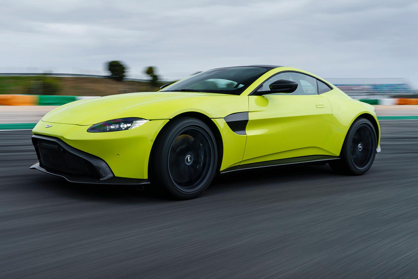 Aston Martin Vantage 2018 Review Autocar