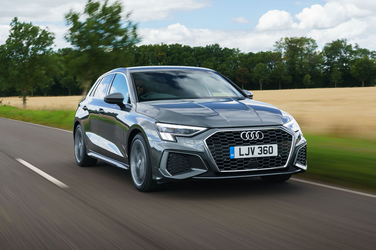 Audi A3 Sportback 35 Tdi S Line 2020 Uk Review Autocar