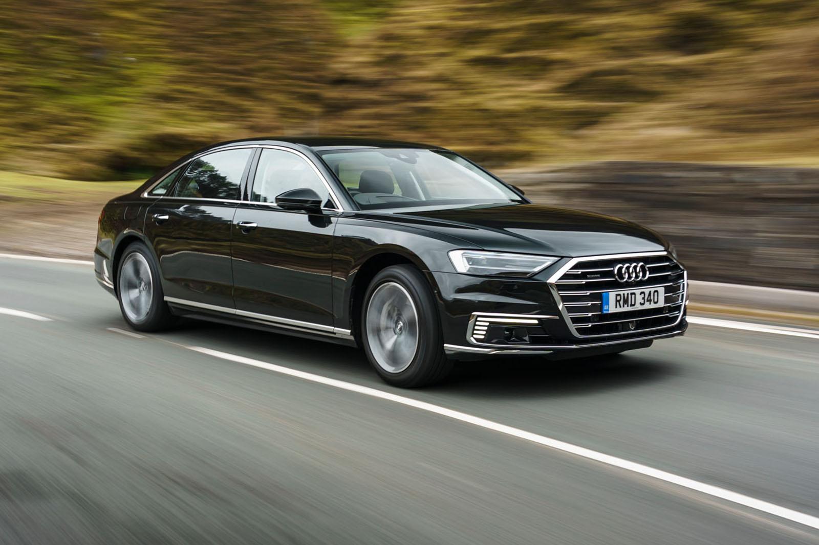 Audi A8 L 60 TFSIe 2020 UK review | Autocar