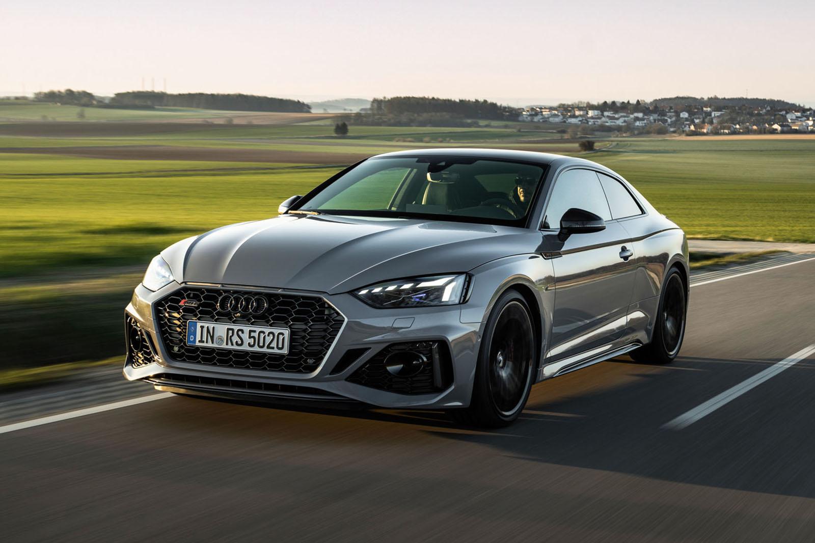 Audi Rs5 Coupe 2020 Review Autocar