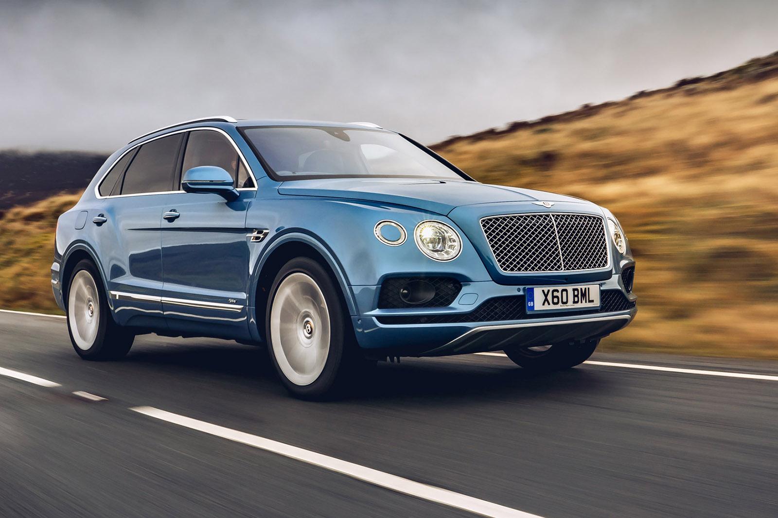 Bentley Bentayga Hybrid 2020 Uk Review Autocar