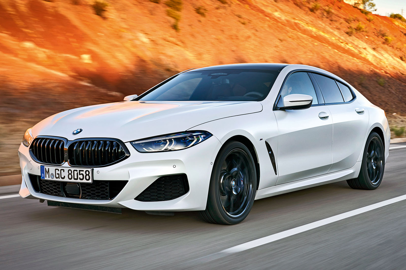 BMW 8 Series Gran Coupe 840i sDrive 2019 review