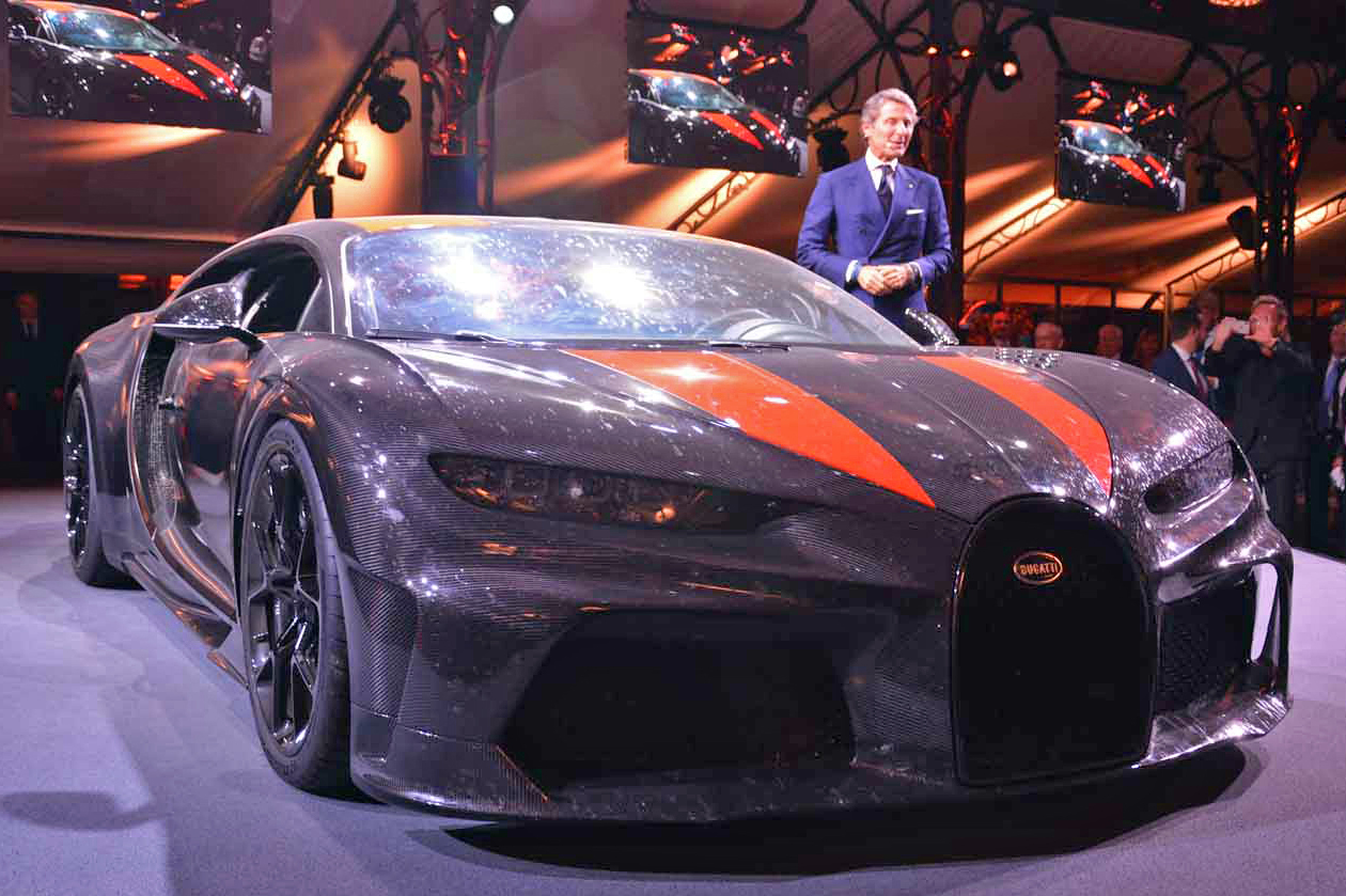 Bugatti Chiron Super Sport 300 Revealed Autocar