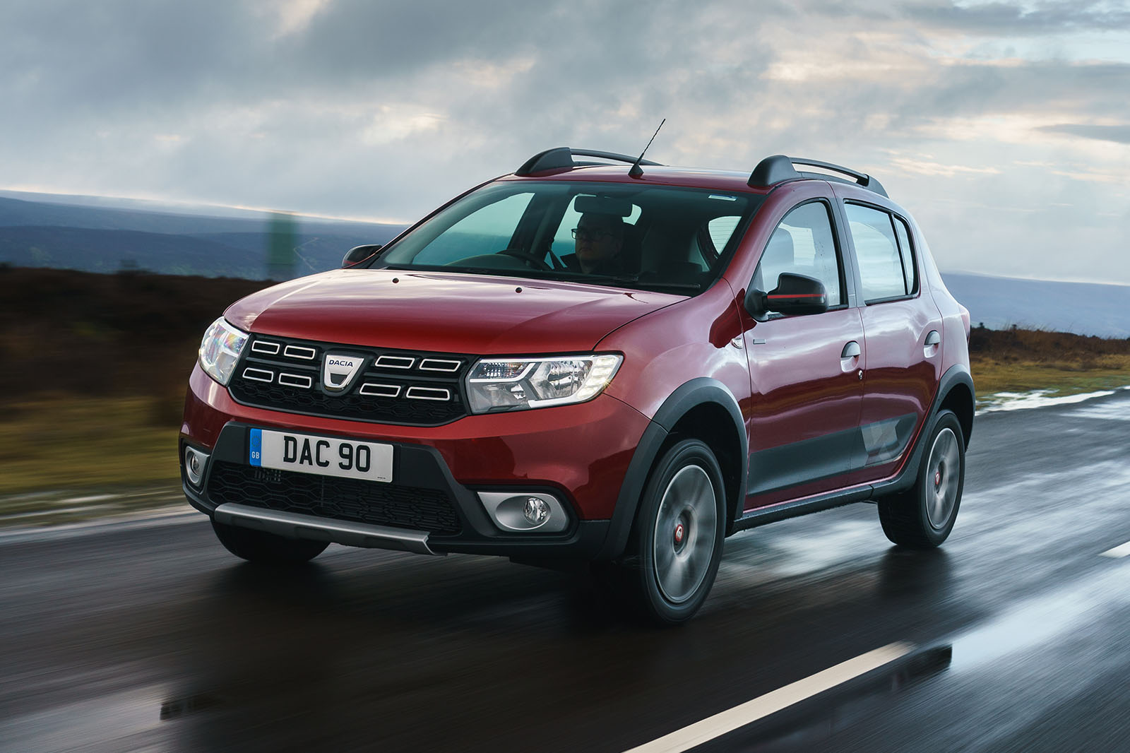 Personal Contract Purchase | Dacia Sandero | Renault Offers