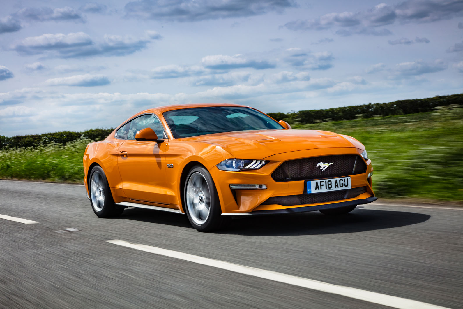 Ford Mustang 2018 Uk Release Date