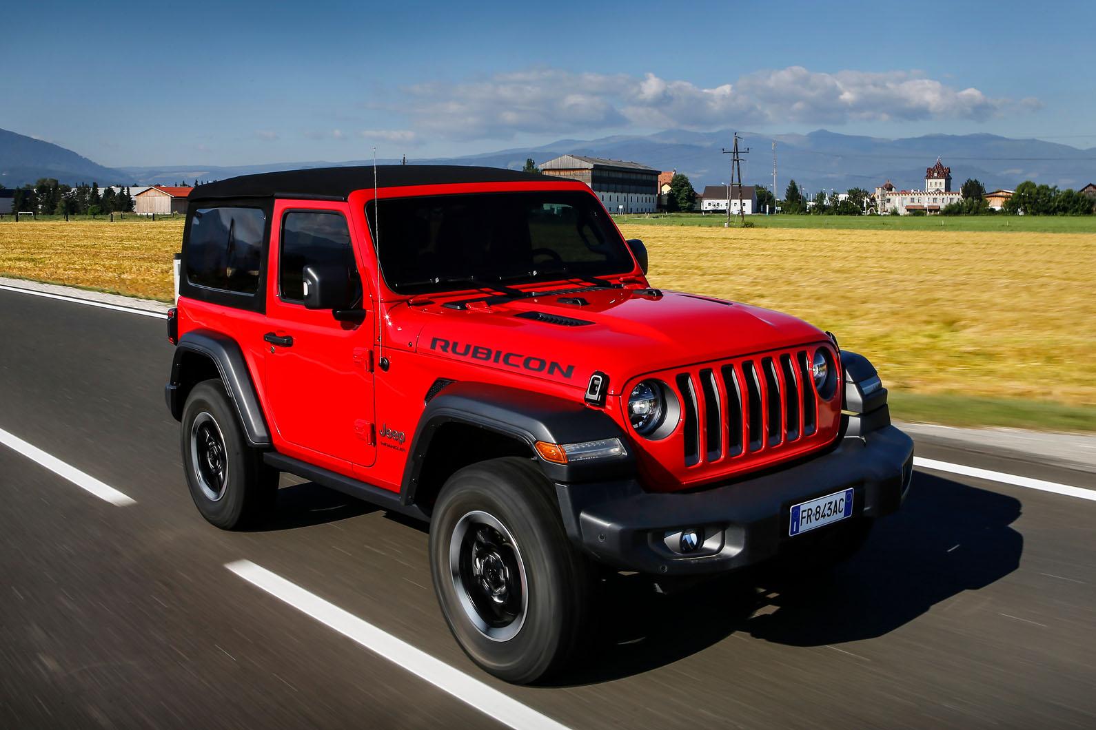 Jeep Wrangler (JL) Rubicon 2dr 2018 review | Autocar