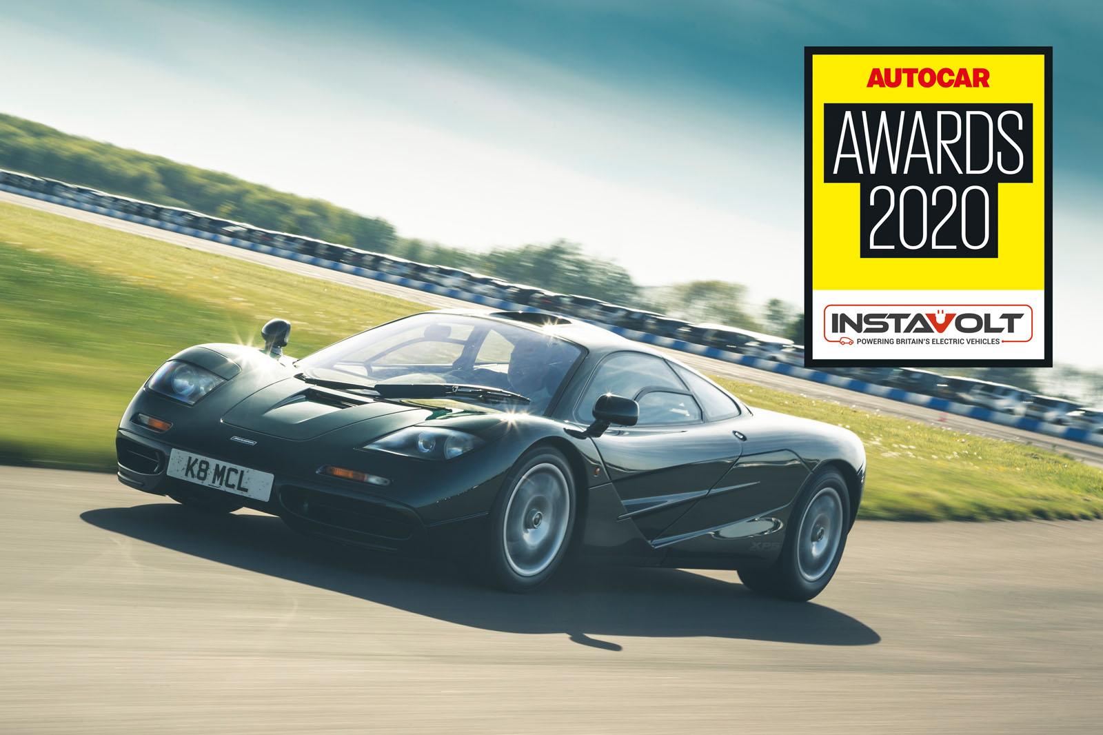 Autocar Awards 2020 Mclaren F1 Named Readers Champion Autocar