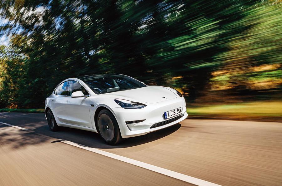 1 tesla model 3 2019 rt hero front 1 0 - Tesla Model 3 was UK's best-selling new car in December - Tesla Model 3 was UK's best-selling new car in December