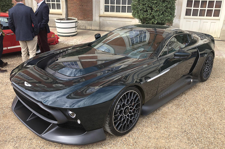 Aston Martin To Launch 10 New Derivatives In Two Years Says Boss Autocar