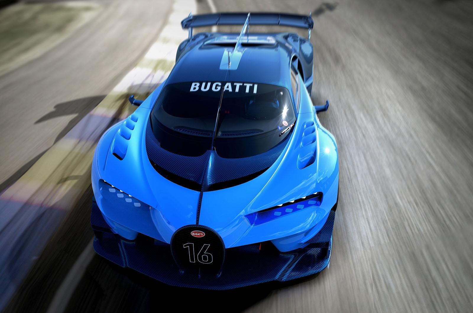 Bugatti Vision Gt Price >> Bugatti Vision Gran Turismo Concept New Video Autocar
