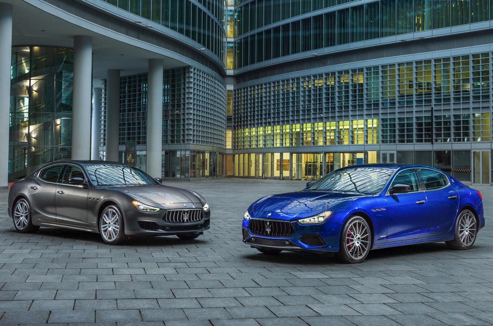 Maserati Ghibli Facelift Revealed With More Powerful Turbo V6 Autocar
