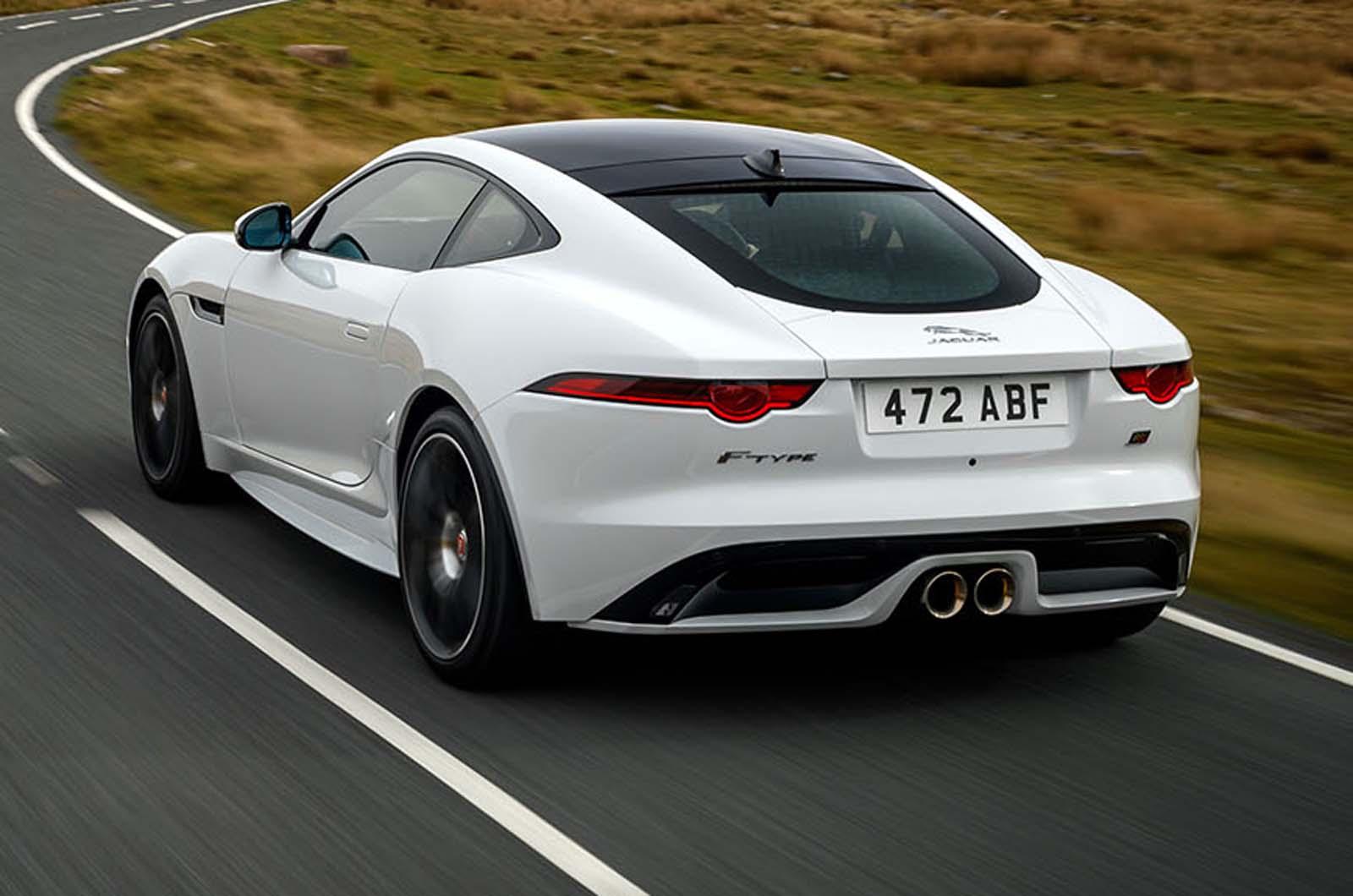 Jaguar F Type Chequered Flag Edition Celebrates Brand S Heritage